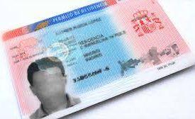 Targeta identificativa de persona con el permiso de residencia español Permiso de residencia española - SIGNUM Asociados abogado extranjería Valencia
