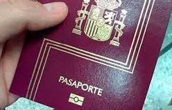 Imagen del pasaporte español Tramites para conseguir la nacionalidad española - SIGNUM Asociados Valencia abogado experto en extranjería